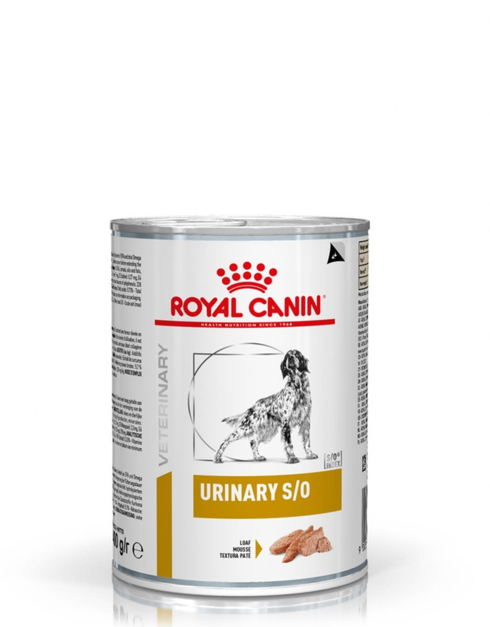 Royal Canin Royal Canin Urinary S/o Chien 12x410gr