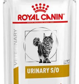 Royal Canin Royal Canin Urinary Shaum Katze Chk 12x85g