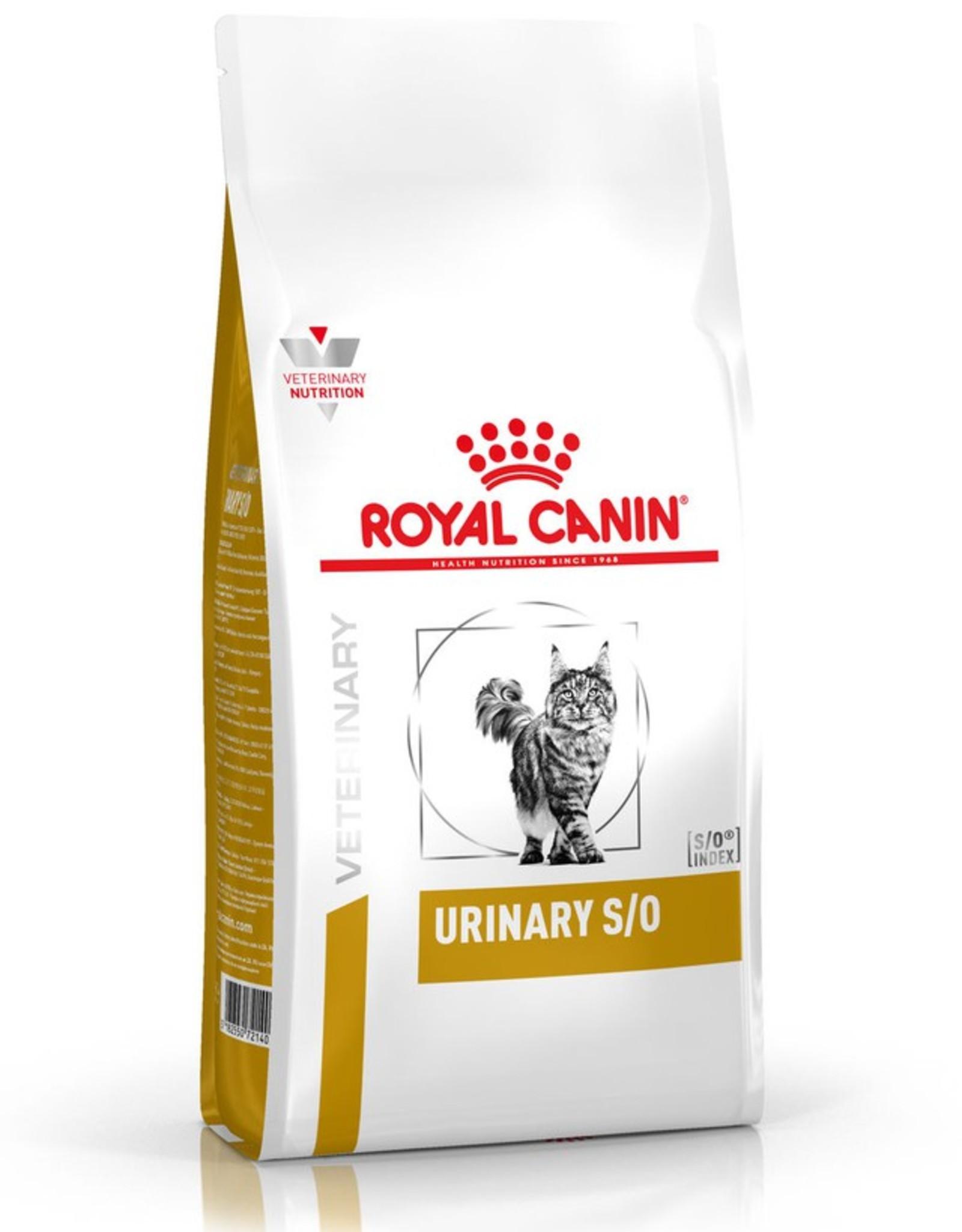 Royal Canin Royal Canin Urinary S/o Cat 7kg