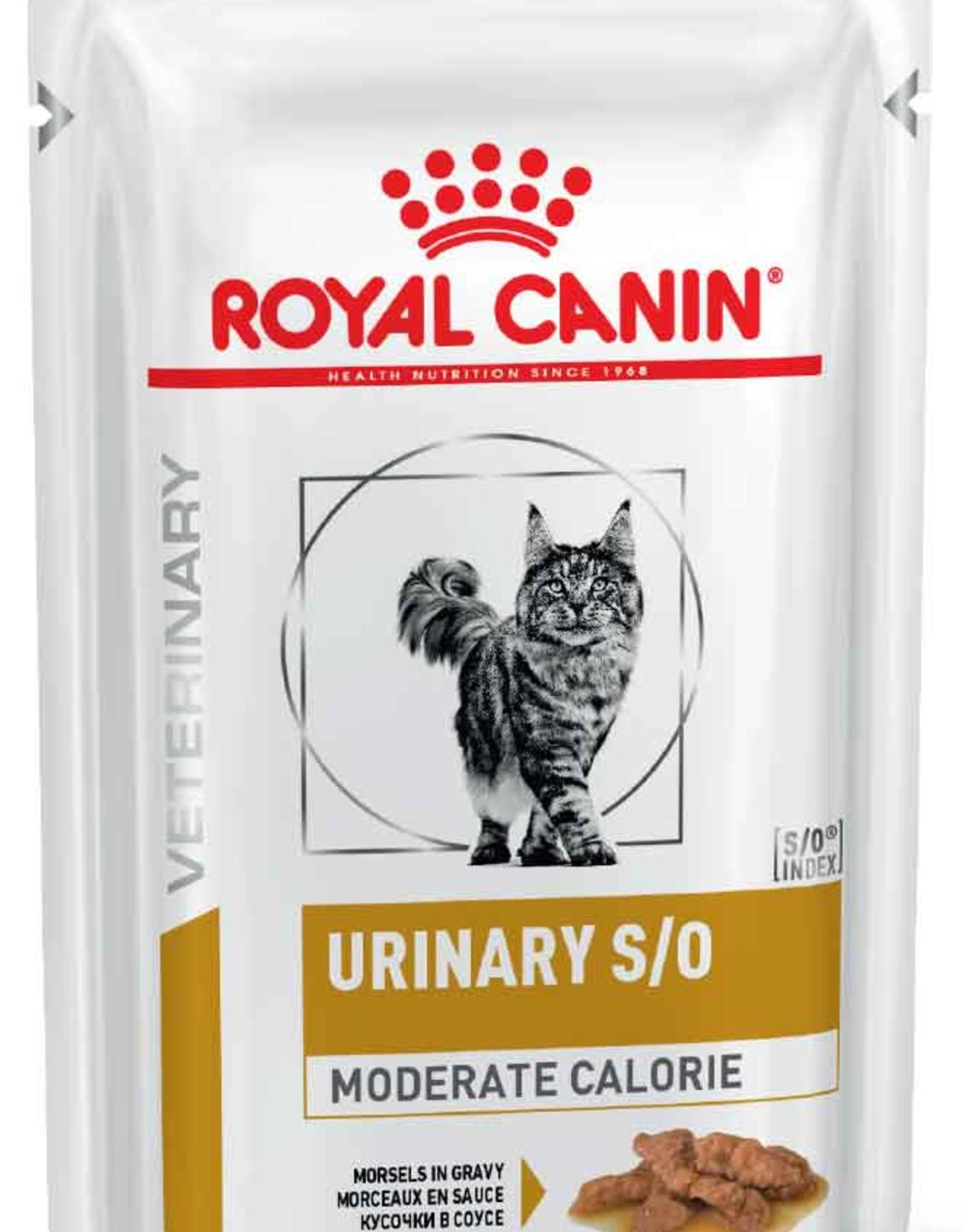 Royal Canin Royal Canin Wet Urinary Mc Kat Pouch 12x85gr
