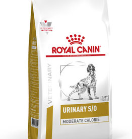 Royal Canin Royal Canin Urinary S/o Moderate Calorie Dog 1,5kg