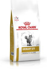 Royal Canin Royal Canin Urinary Moderate Calorie Chat 7kg