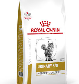 Royal Canin Royal Canin Urinary Moderate Calorie Kat 7kg