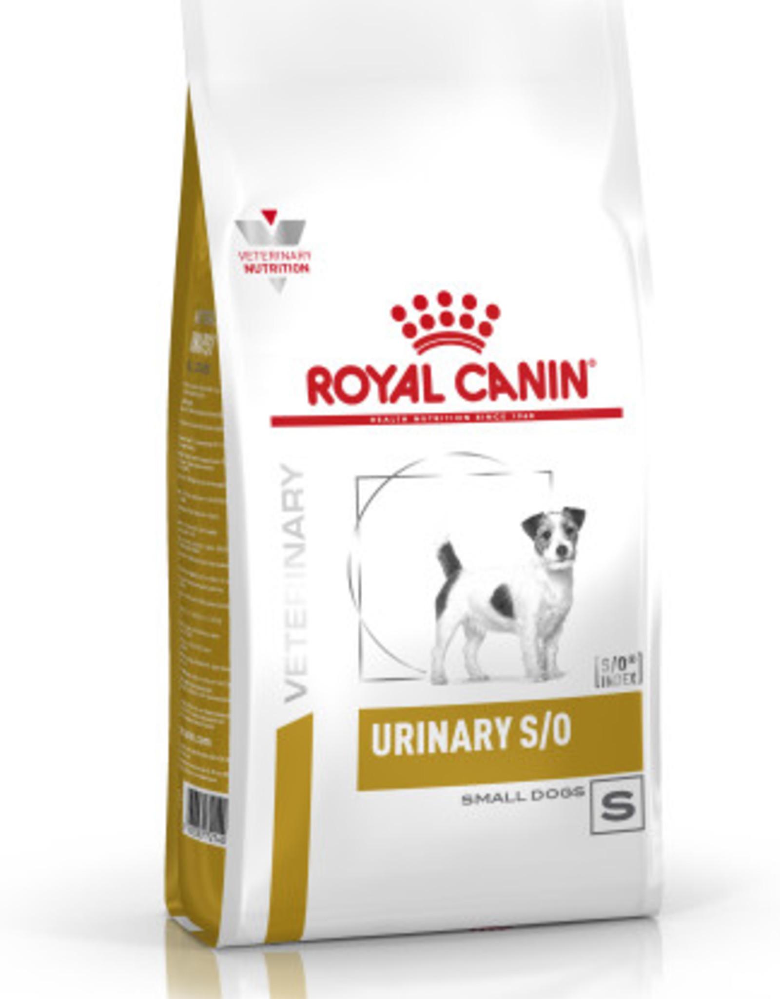 Royal Canin Royal Canin Urinary S/o Small Hond 8kg