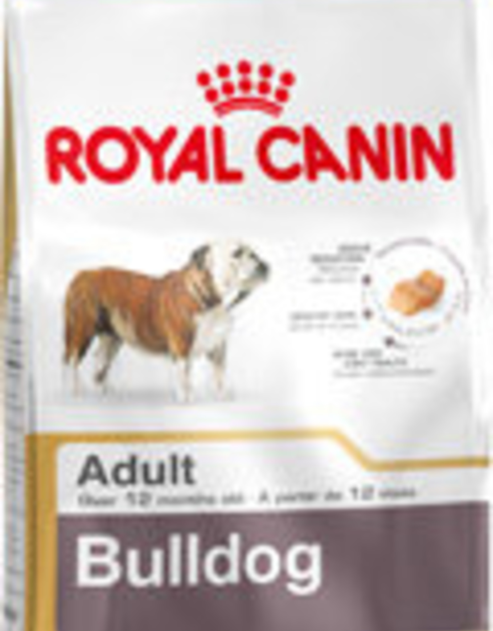 Royal Canin Royal Canin Bhn Bulldog English 12kg