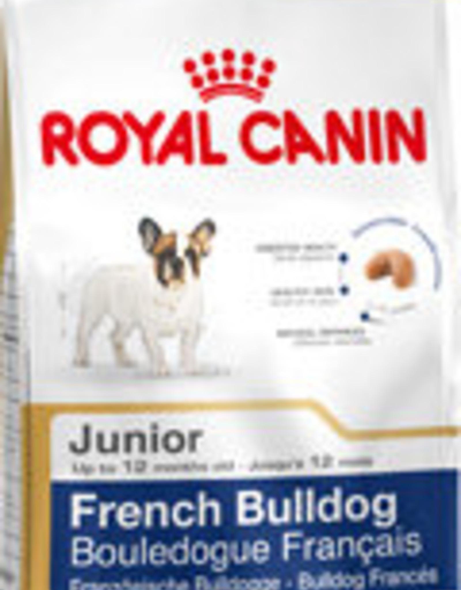 Royal Canin Royal Canin Bhn Bulldog French Junior 10kg