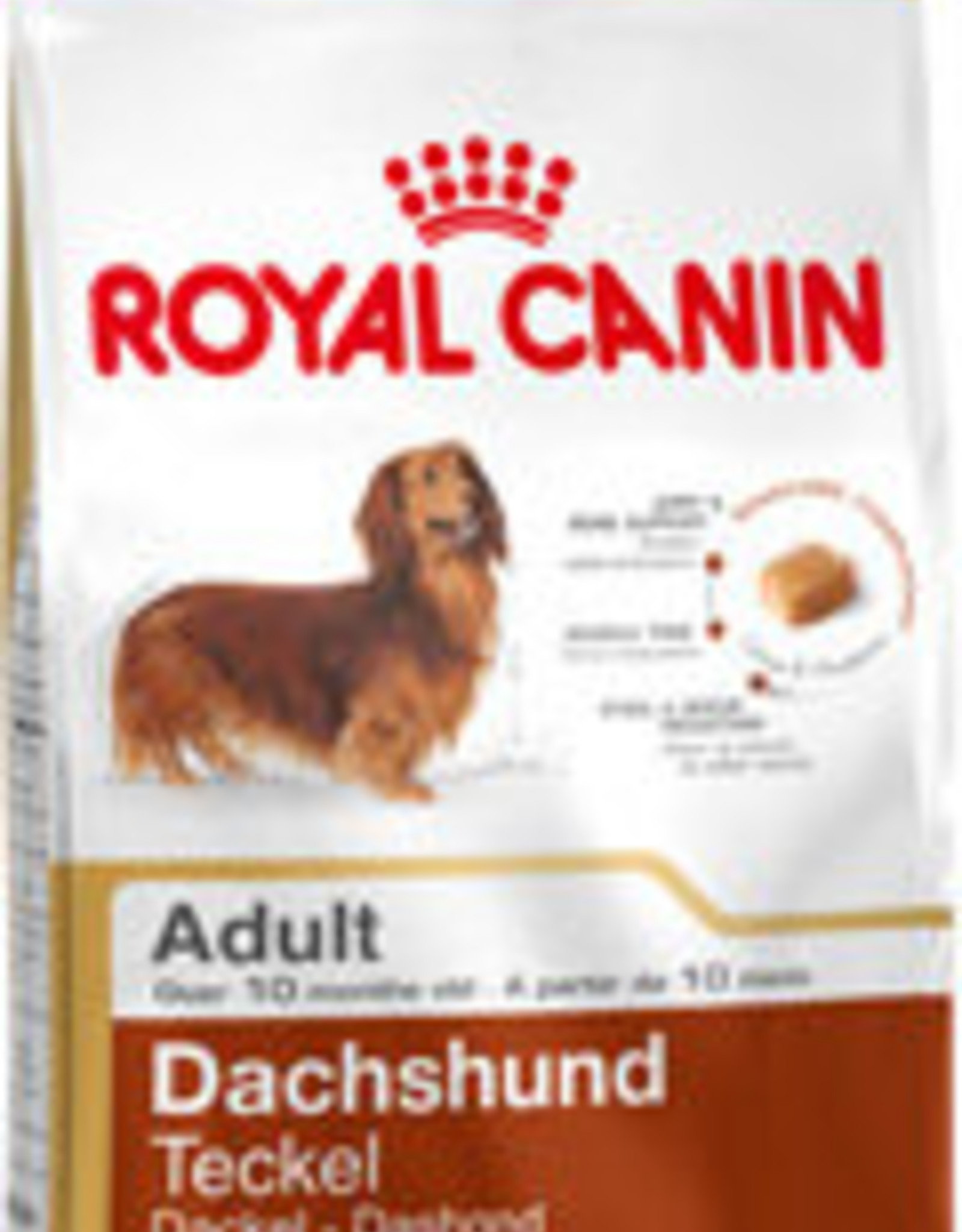 Royal Canin Royal Canin Bhn Dachshund 1,5kg