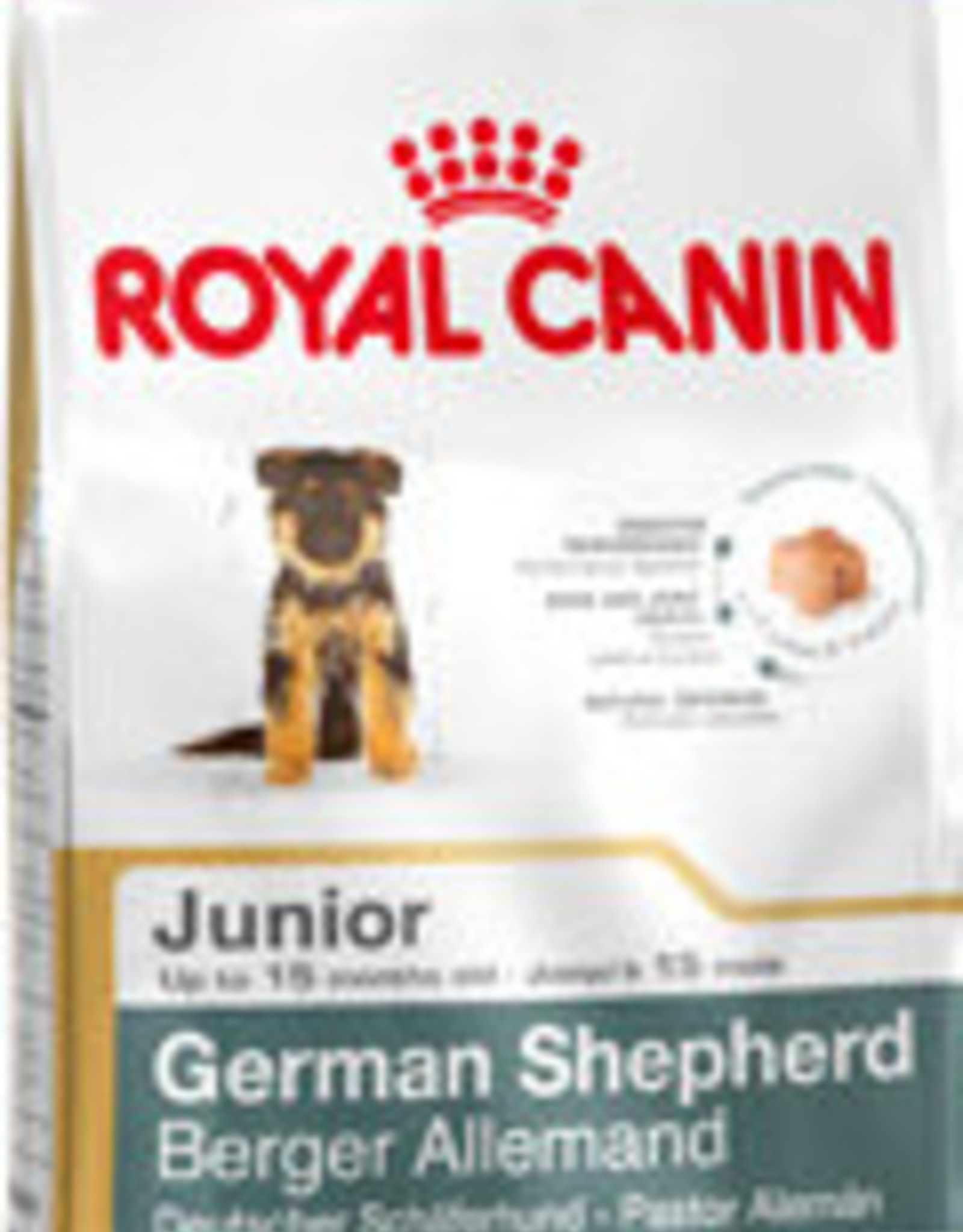 Royal Canin Royal Canin Bhn German Shepherd Junior 12kg