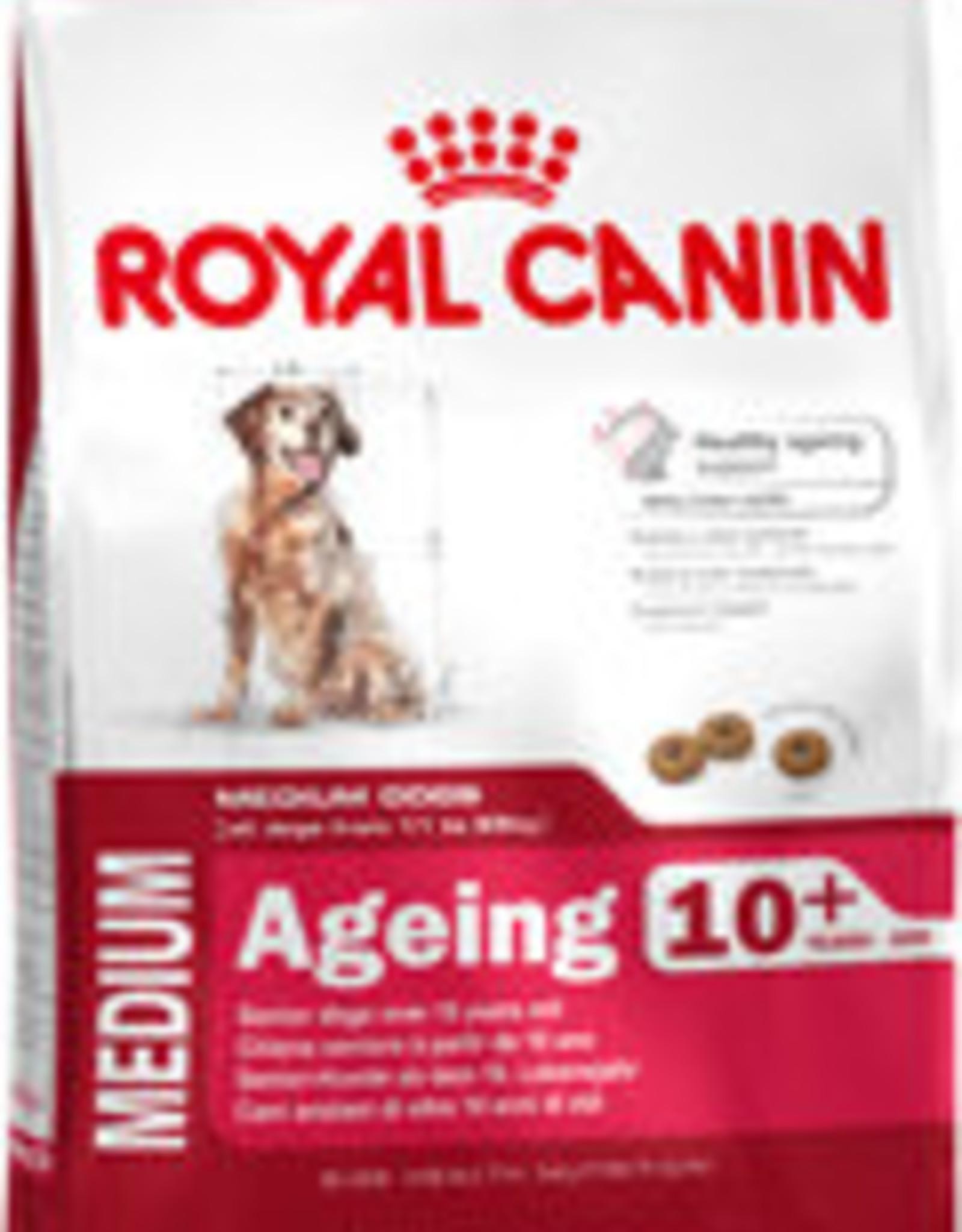 Royal Canin Royal Canin Bhn Medium Ageing 10+ Hond 15kg