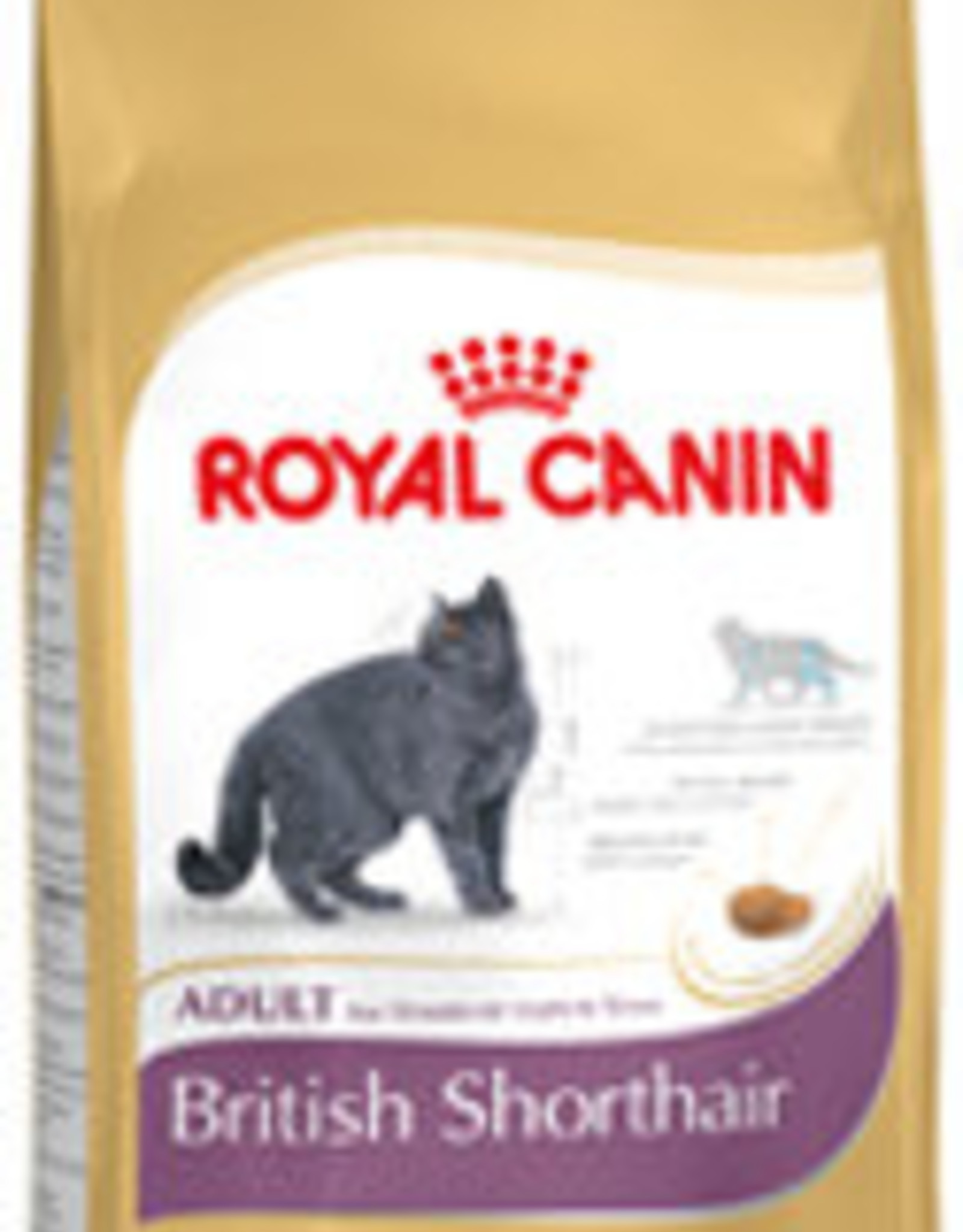 Royal Canin Royal Canin Fbn British Shorthair 400gr