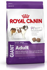 Royal Canin Royal Canin Shn Giant Adult Hond 15kg
