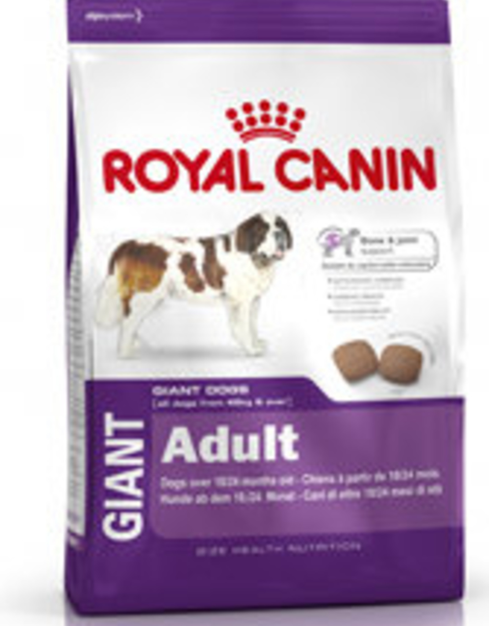 Royal Canin Royal Canin Shn Giant Adult Canine 15kg