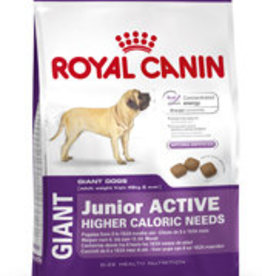 Royal Canin Royal Canin Shn Giant Junior Active Canine 15kg