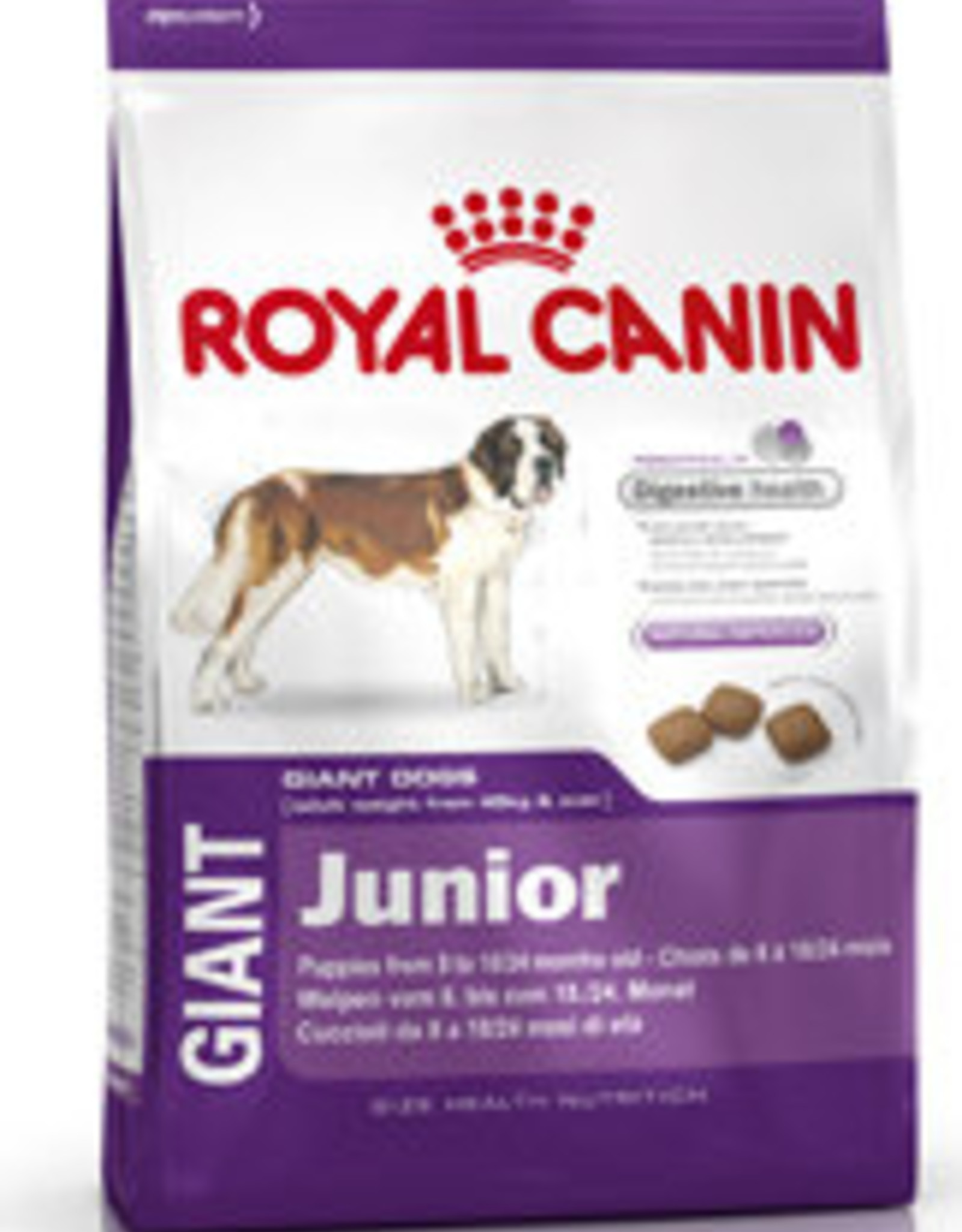 Royal Canin Royal Canin Shn Giant Junior Canine 4kg
