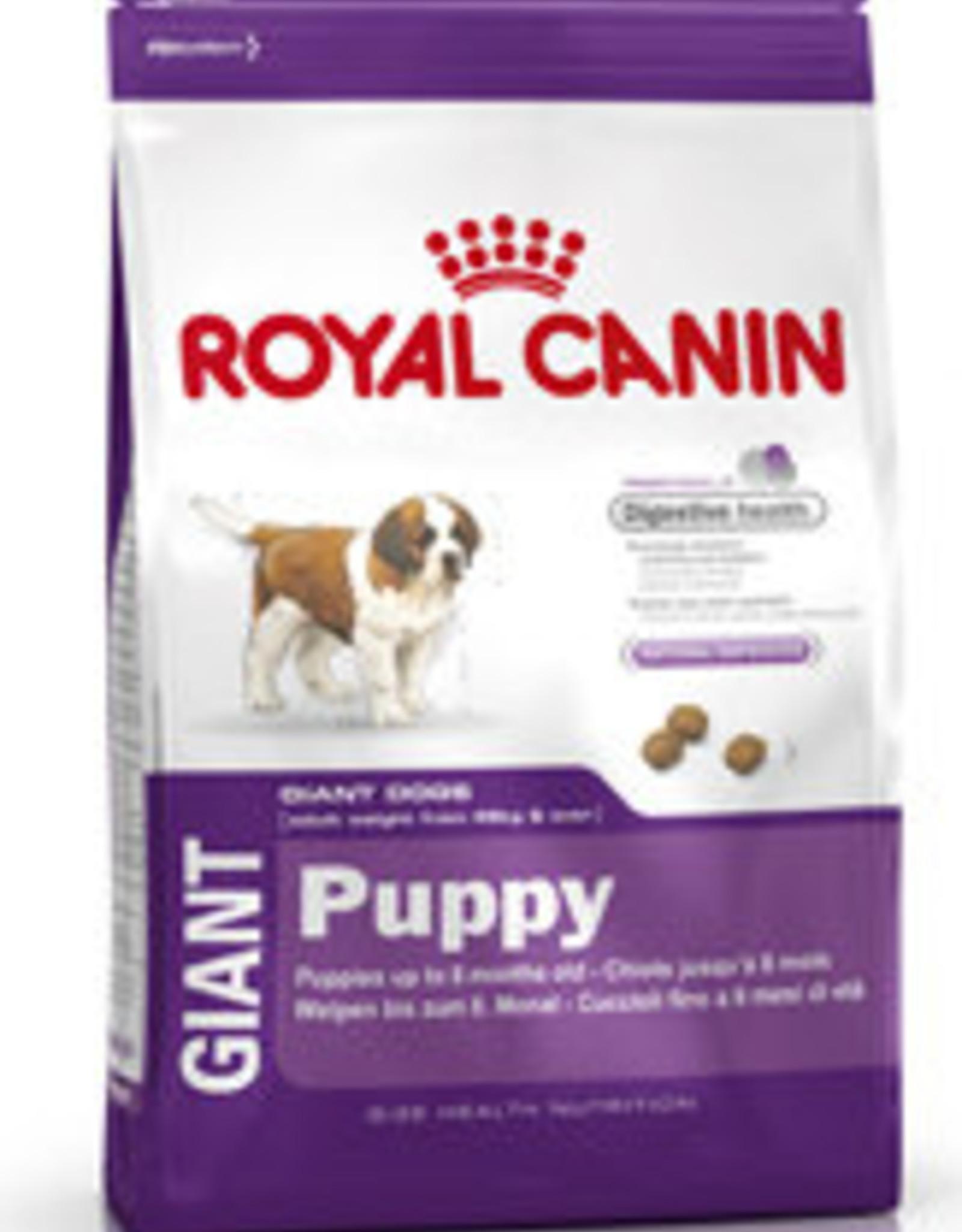 Royal Canin Royal Canin Shn Giant Puppy 4kg