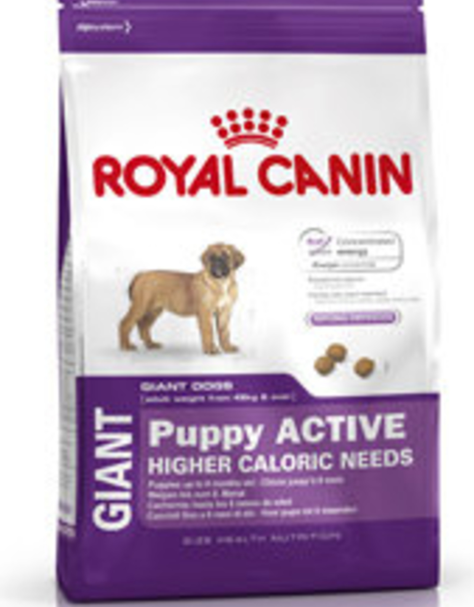 Royal Canin Royal Canin Shn Giant Puppy Active Hond 15kg