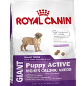 Royal Canin Royal Canin Shn Giant Puppy Active Canine 15kg
