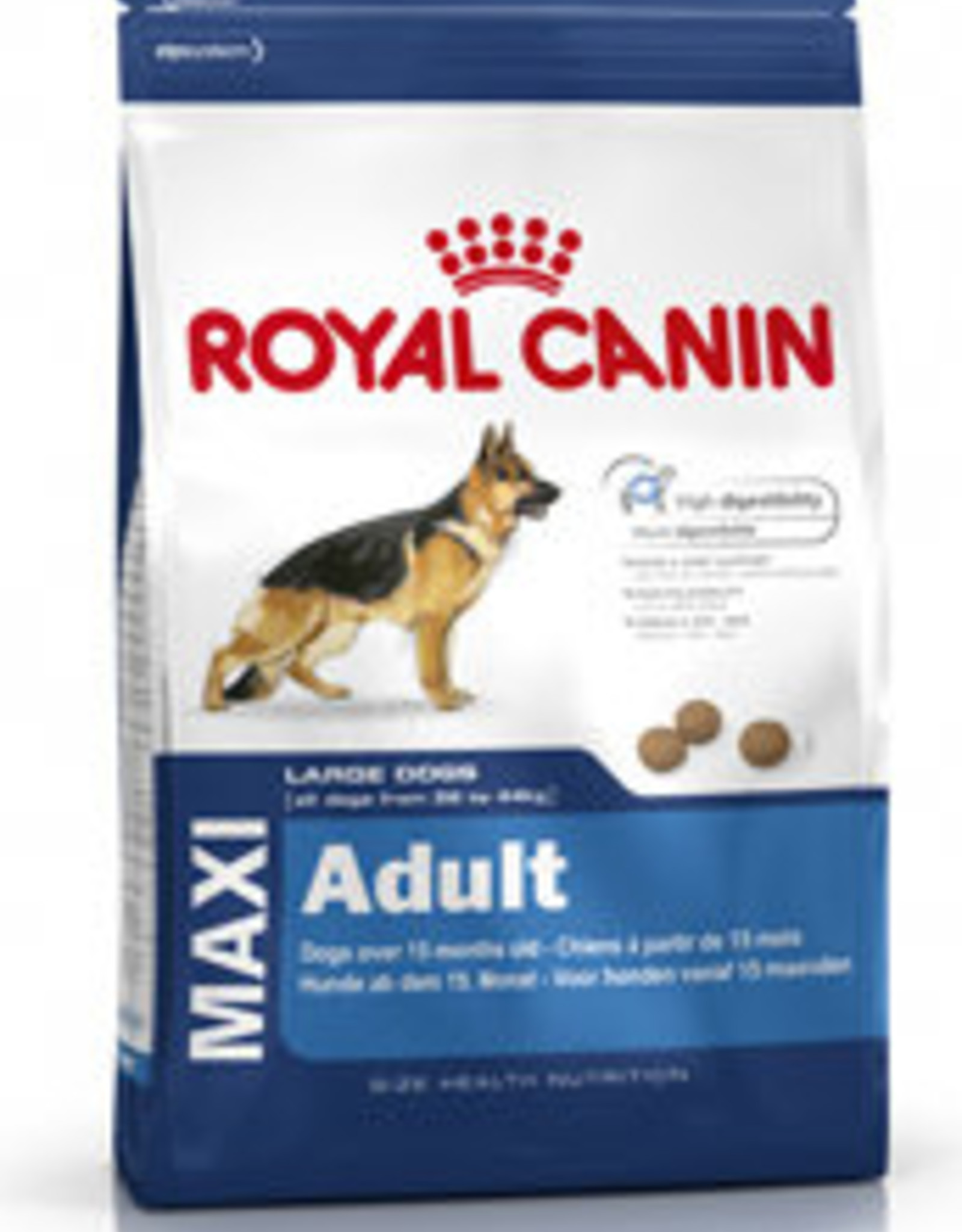 Royal Canin Royal Canin Shn Maxi Adult Chien 4kg