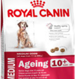 Royal Canin Royal Canin Shn Medium Adult 7+ Dog 4kg