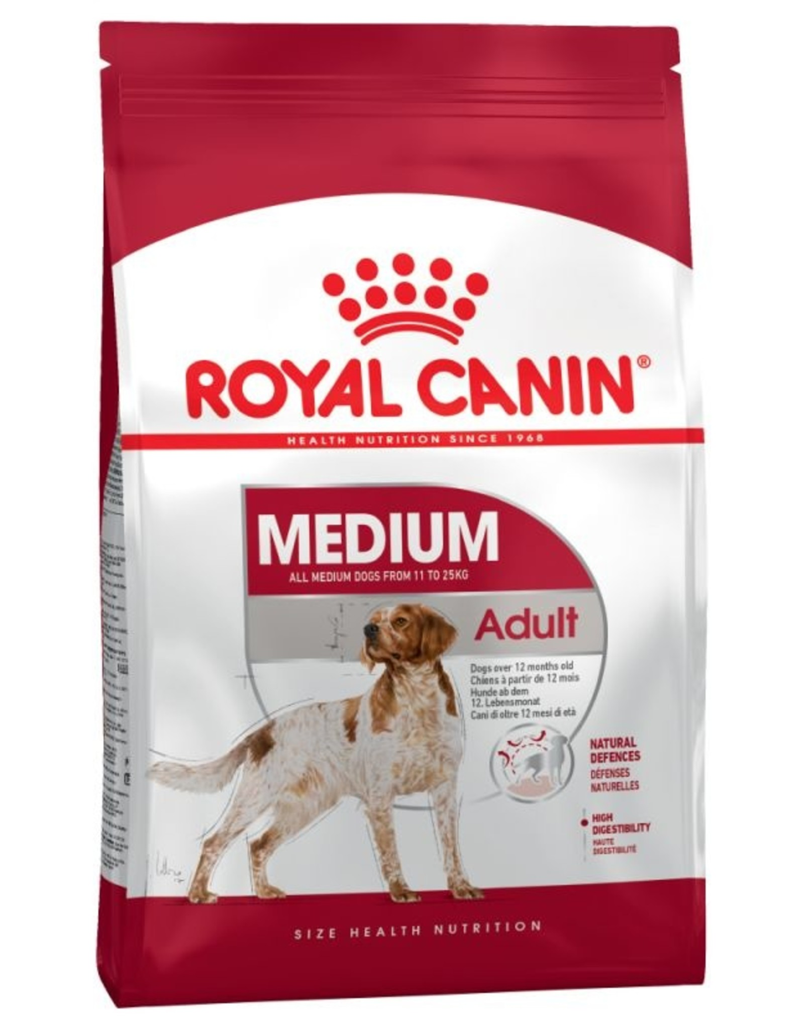 Royal Canin Royal Canin Shn Medium Adult Hond 15kg