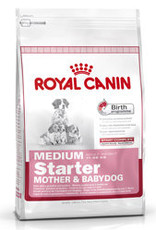 Royal Canin Royal Canin Shn Medium Starter Mother&babydog 12kg