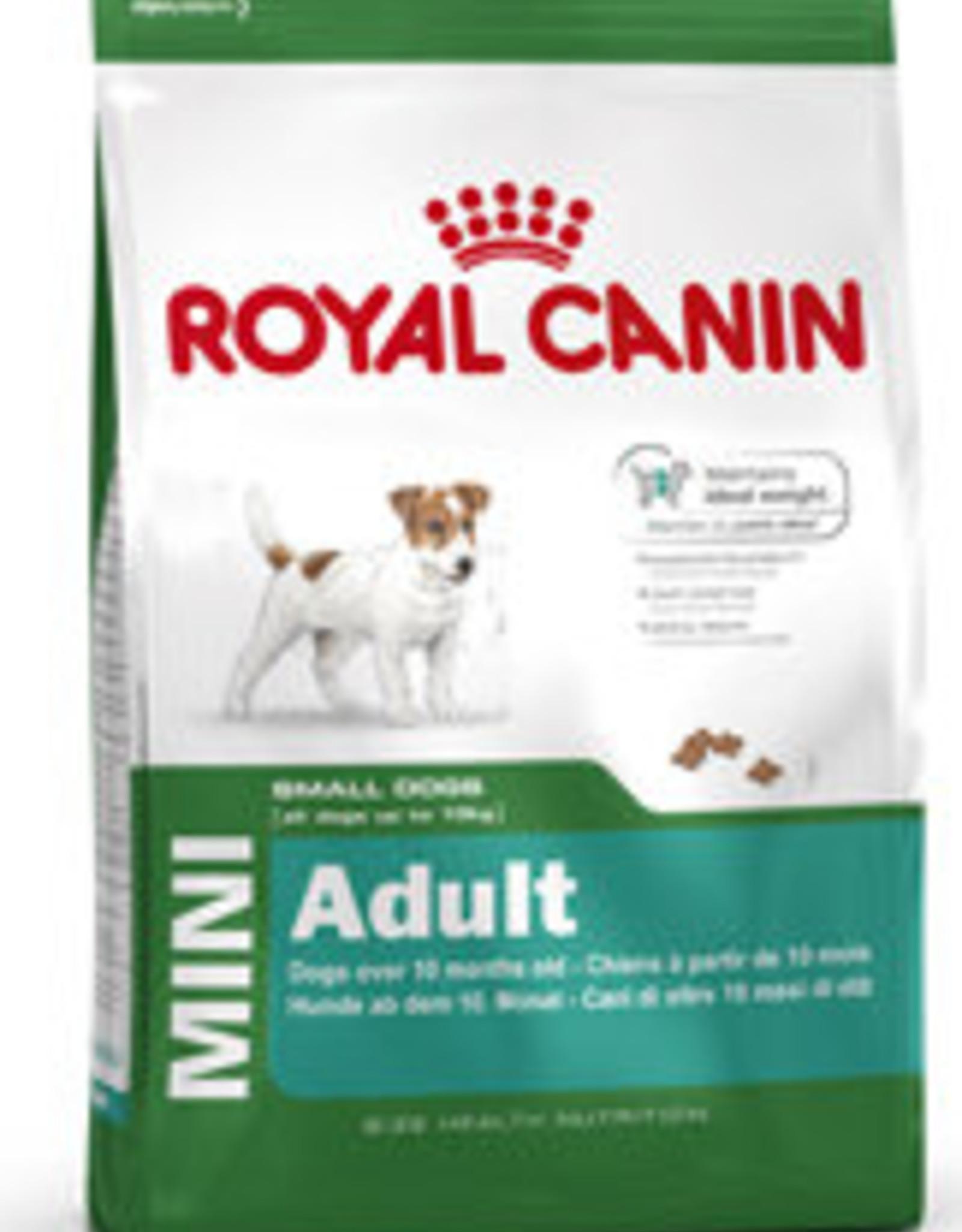 Royal Canin Royal Canin Shn Mini Adult Dog 8kg