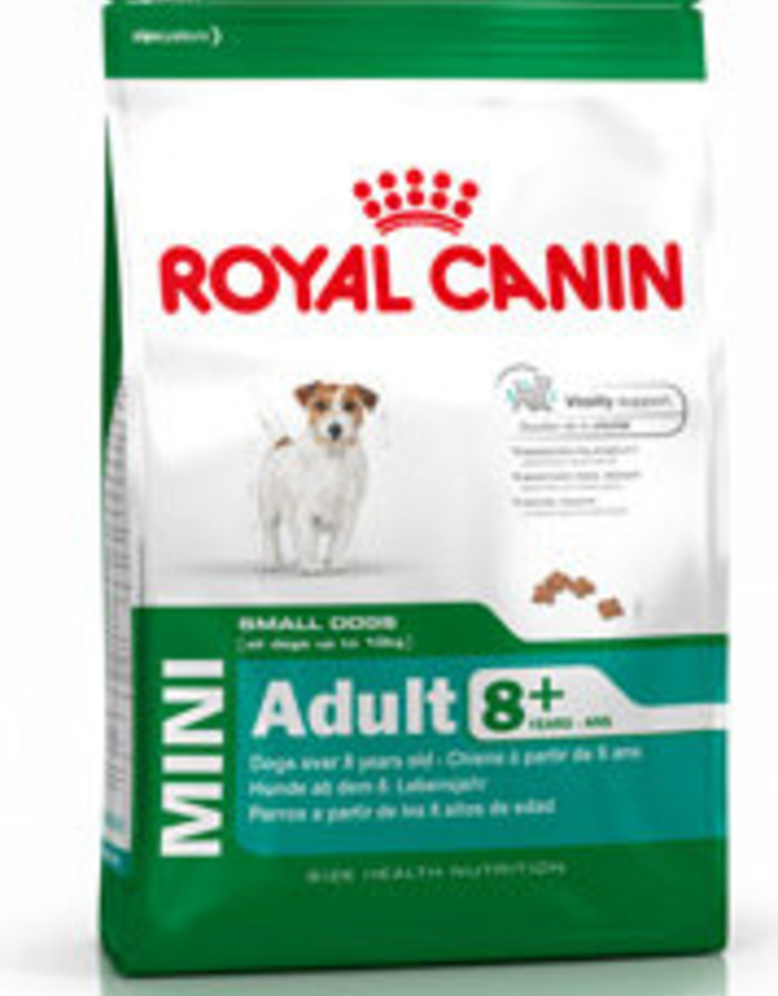 Royal Canin Royal Canin Shn Mini Adult Hond +8 4kg