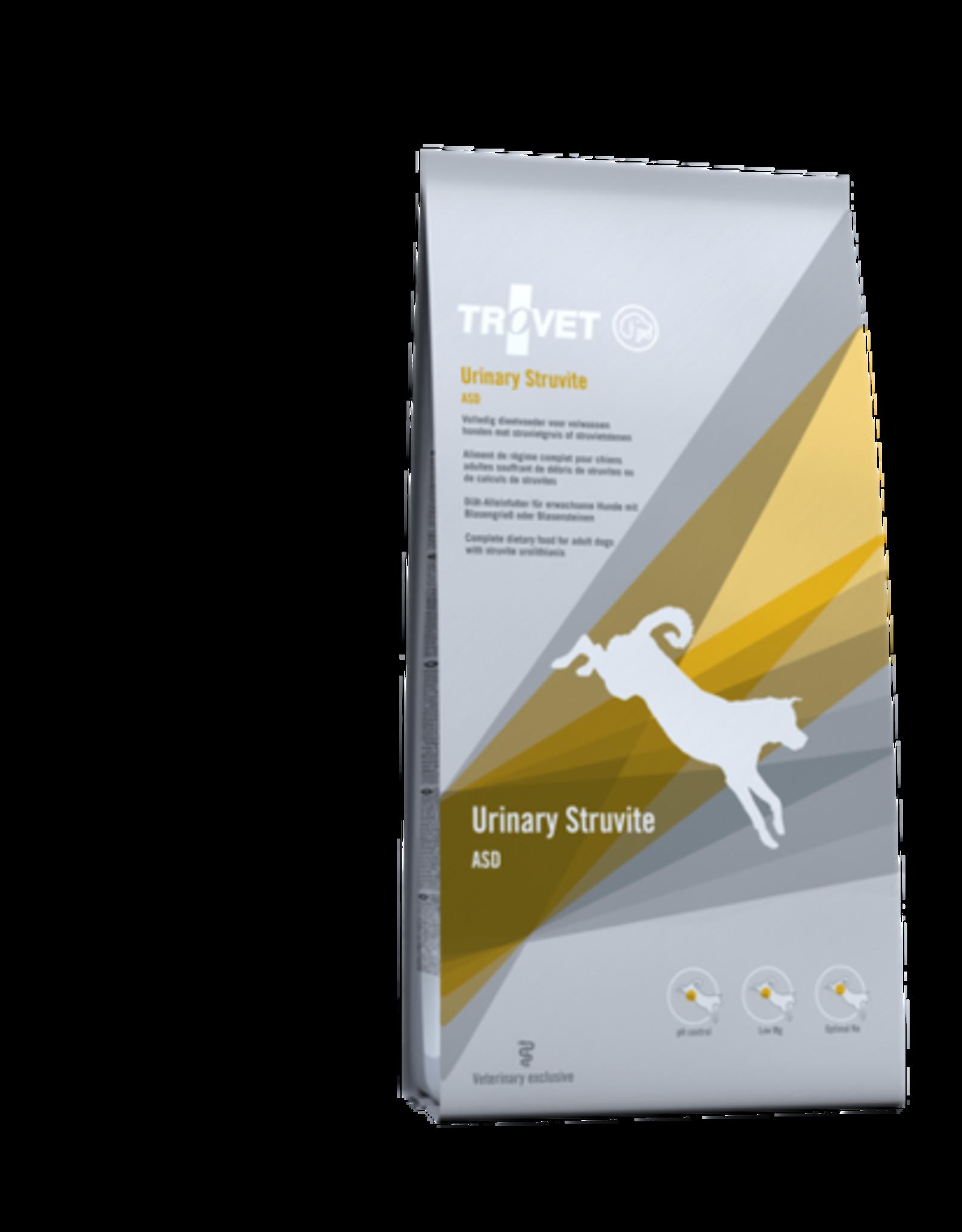 Trovet Trovet Asd Urinary Struvite Hond 12,5kg