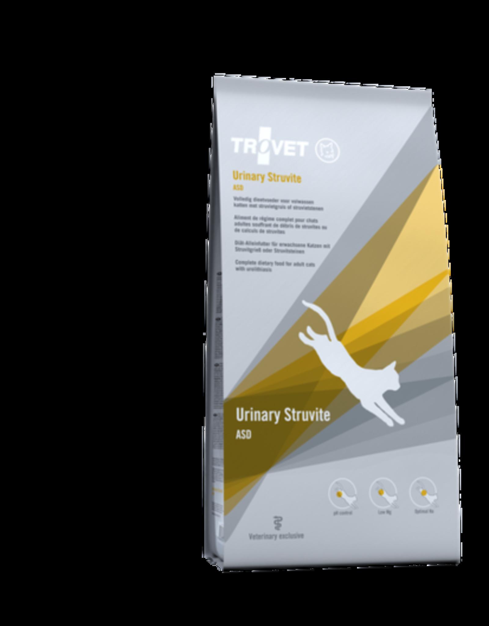 Trovet Trovet Asd Urinary Struvite Kat 10kg