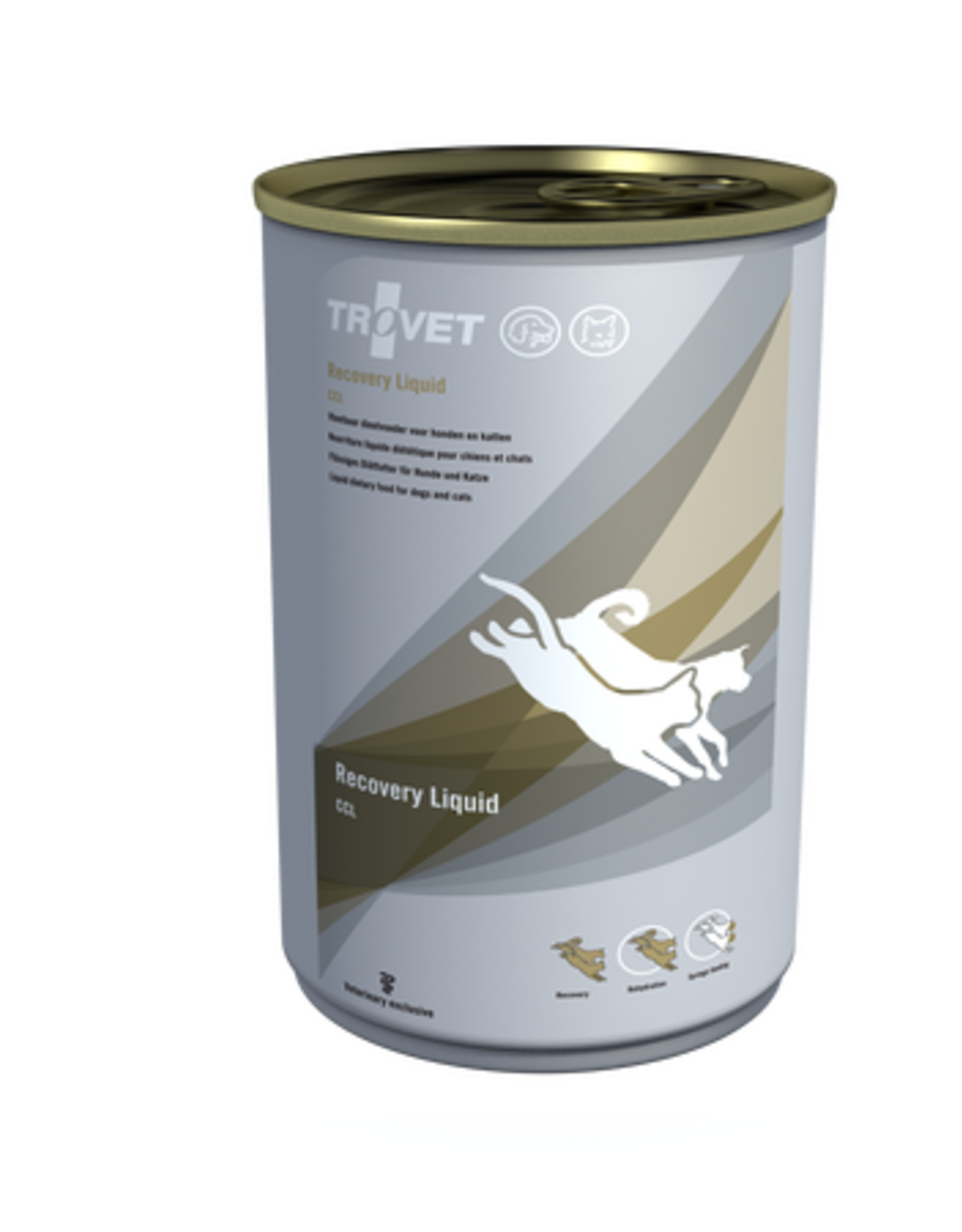 Trovet Trovet Ccl Recovery Liquid Canine/feline 12x395g