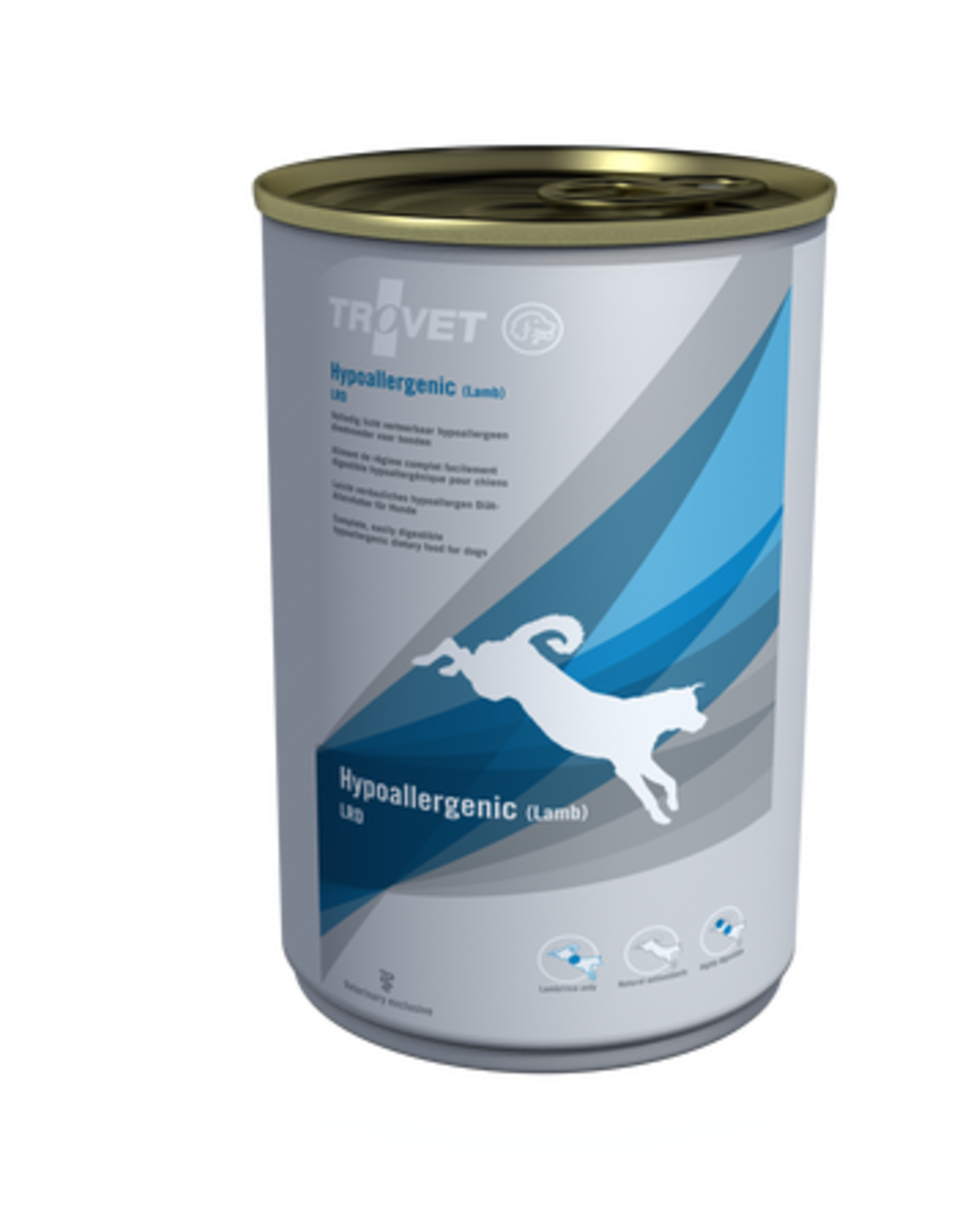 Trovet Trovet Lrd Hypoallergenic Hond Lamb 6x400g