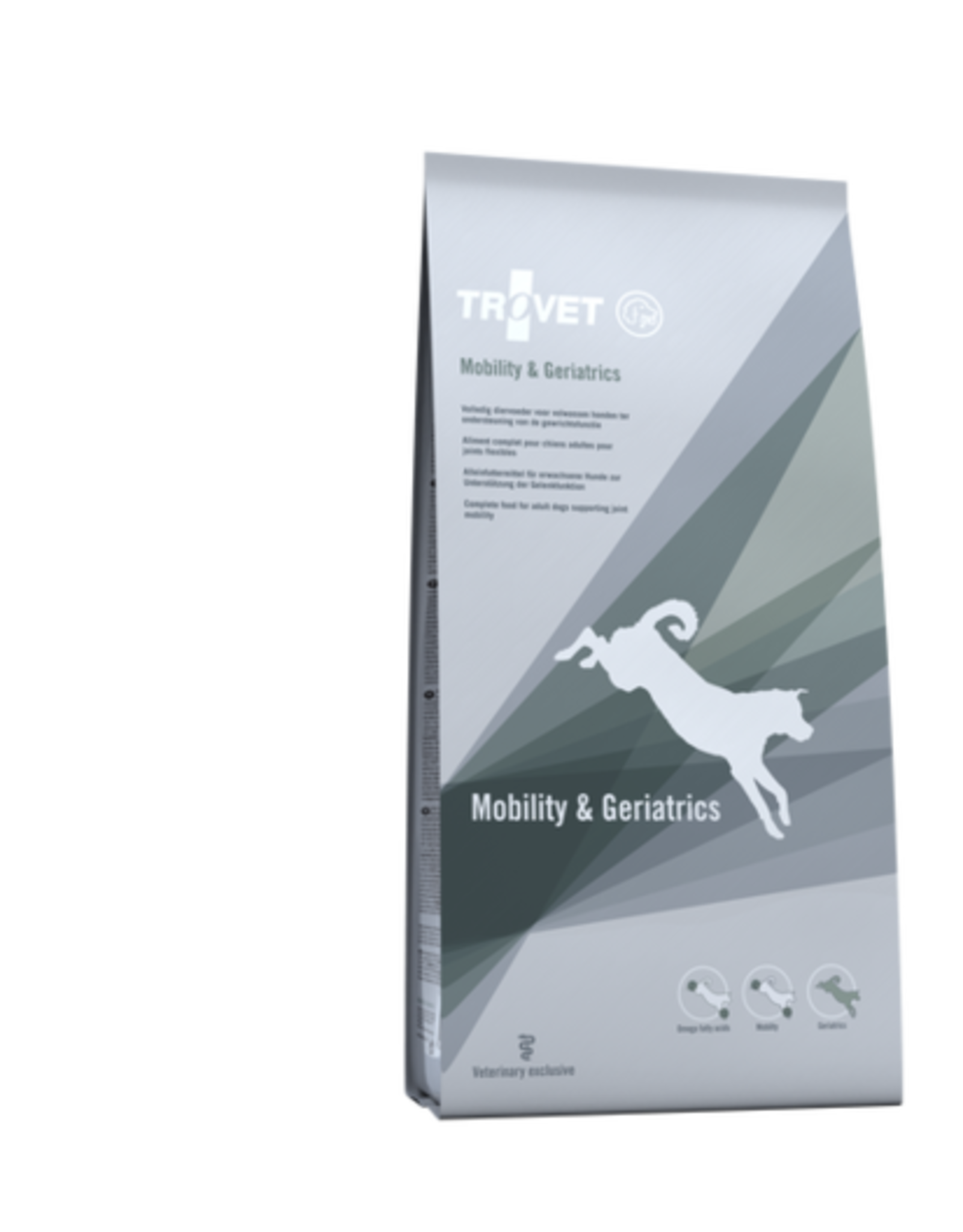 Trovet Trovet Mgd Mobility/geriatrics Can Dog 2,5kg