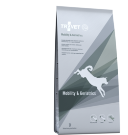 Trovet Trovet Mgd Mobility/geriatrics Dog 12,5kg
