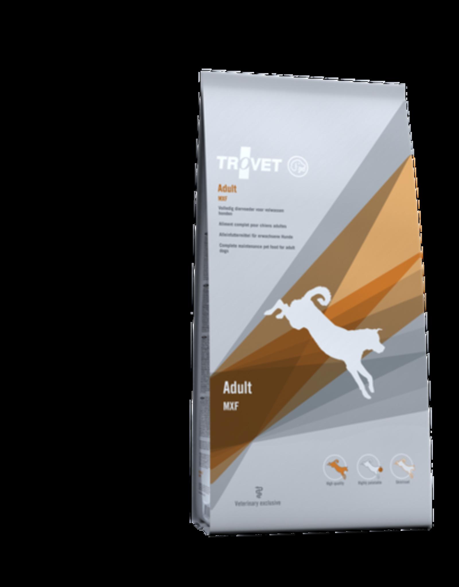 Trovet Trovet Mxf Adult Hond 12,5kg