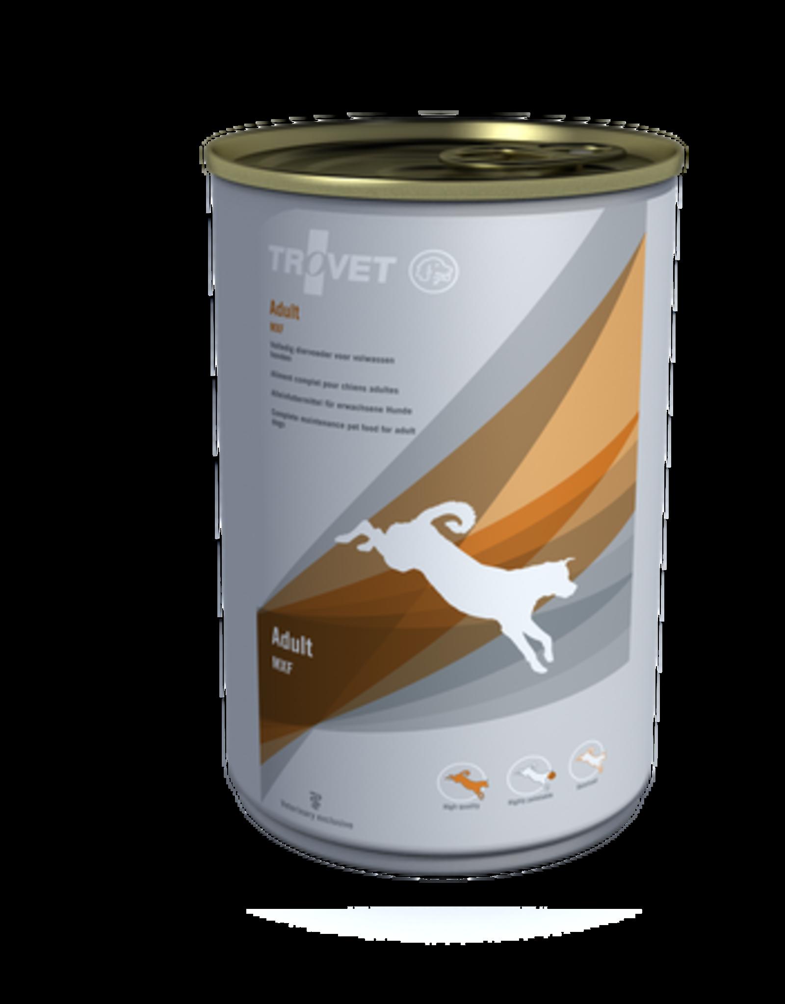 Trovet Trovet Mxf Adult Hond 6x400g