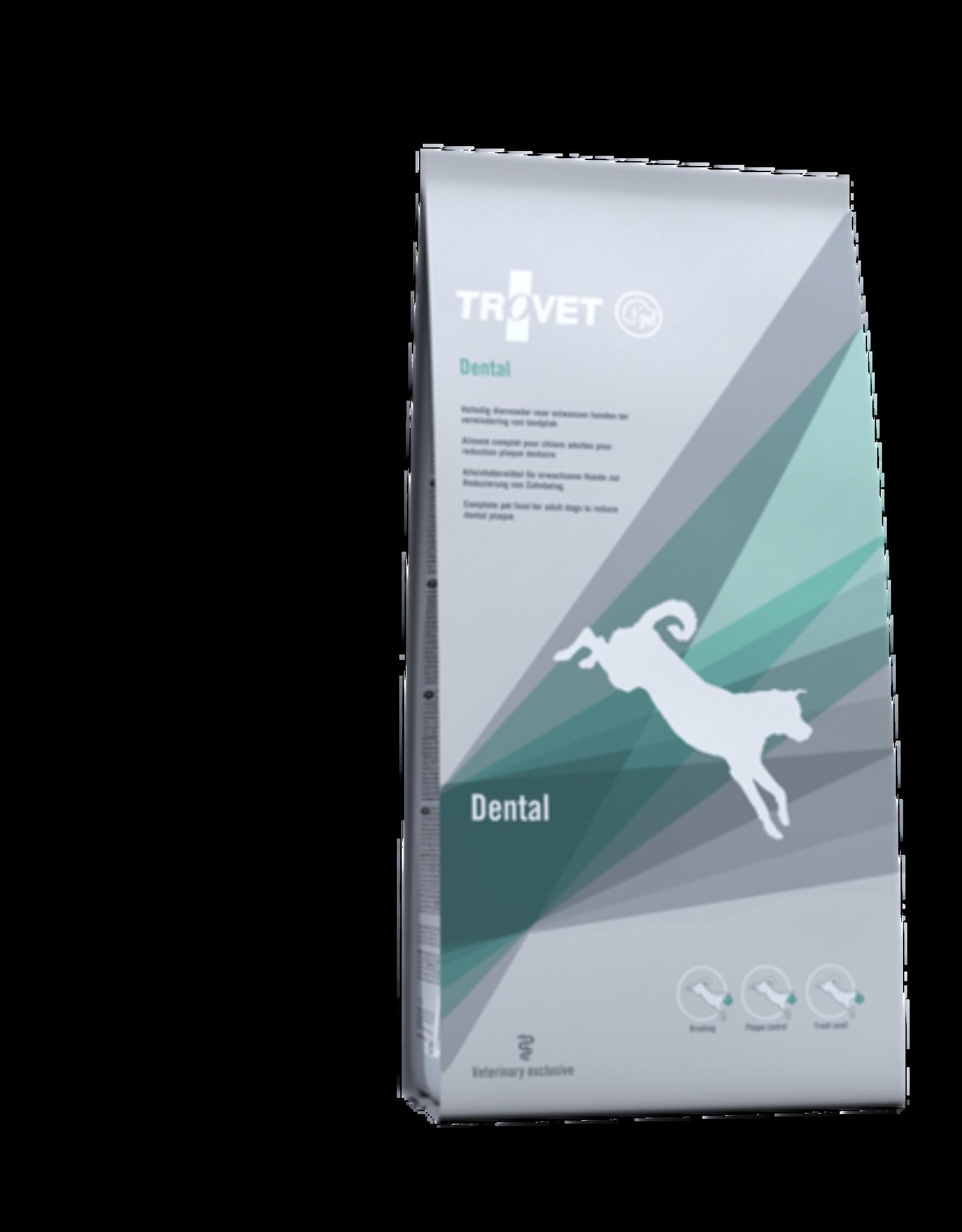 Trovet Trovet Ocf Dental Hund 10kg