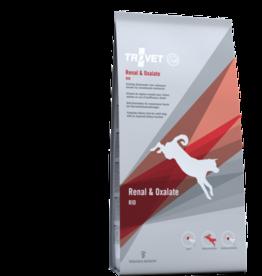 Trovet Trovet Rid Renal/oxalate Hond 12,5kg