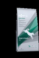 Trovet Trovet Wrd Weight/diabetic Hond 3kg