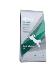 Trovet Trovet Wrd Weight/diabetic Hund 3kg