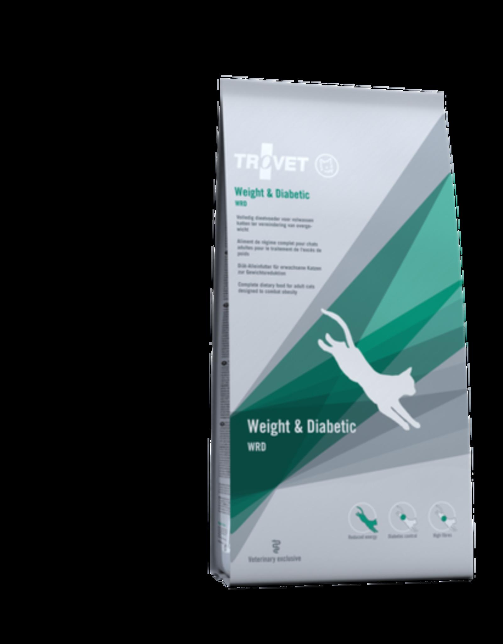Trovet Trovet Wrd Weight/diabetic Chat 3kg