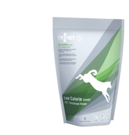 Trovet Trovet Lct Low Calorie Treat Hond Lamb 400g
