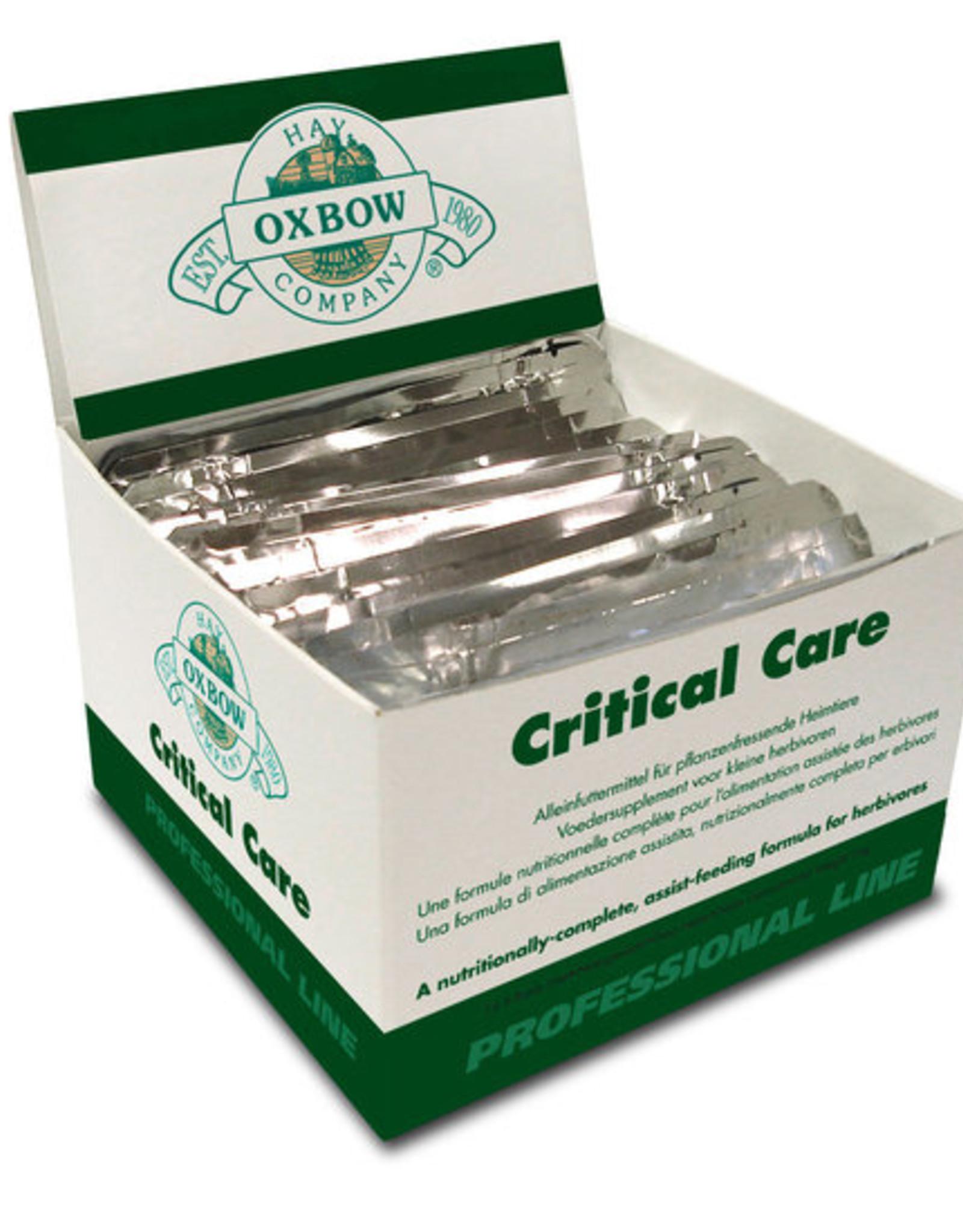 Critical Care Oxbow 14x36gr