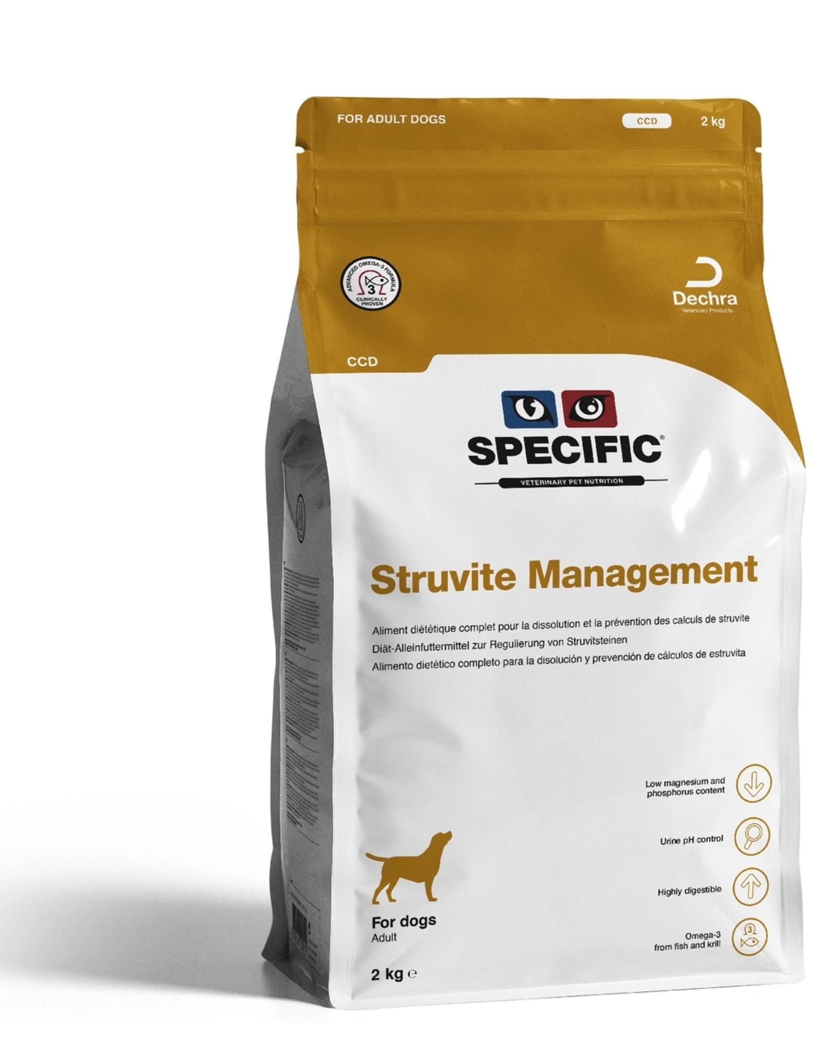 Specific Specific Ccd Struvite Management 2kg
