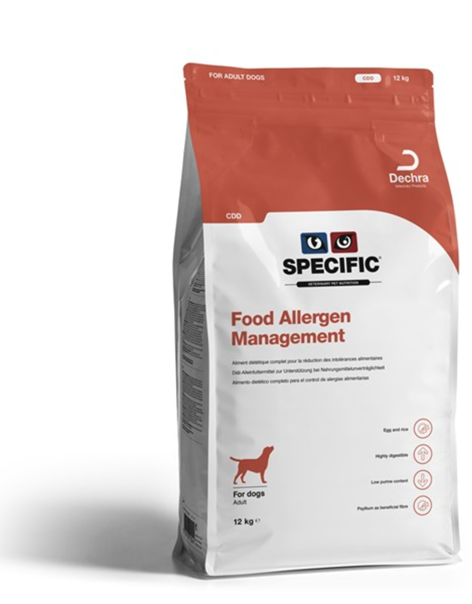 Specific Specific Cdd Food Allergy 12kg