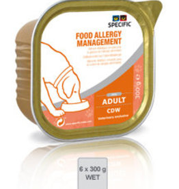 Specific Specific Cdw Food Allergy 6x300gr