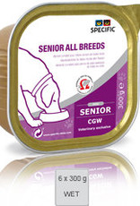 Specific Specific Cgw Senior All Breeds 6x300gr