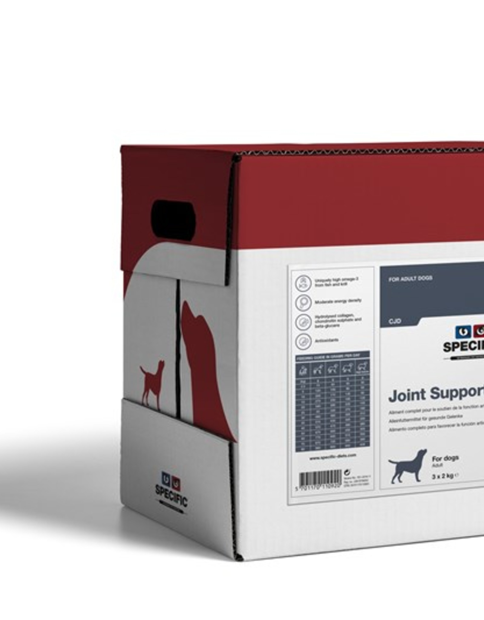 Specific Specific Cjd Joint Support 3x2kg