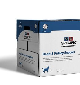 Specific Specific Ckd Heart/kidney Support 12kg
