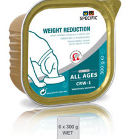 Specific Specific Crw-1 Weight Reduction 6x300gr
