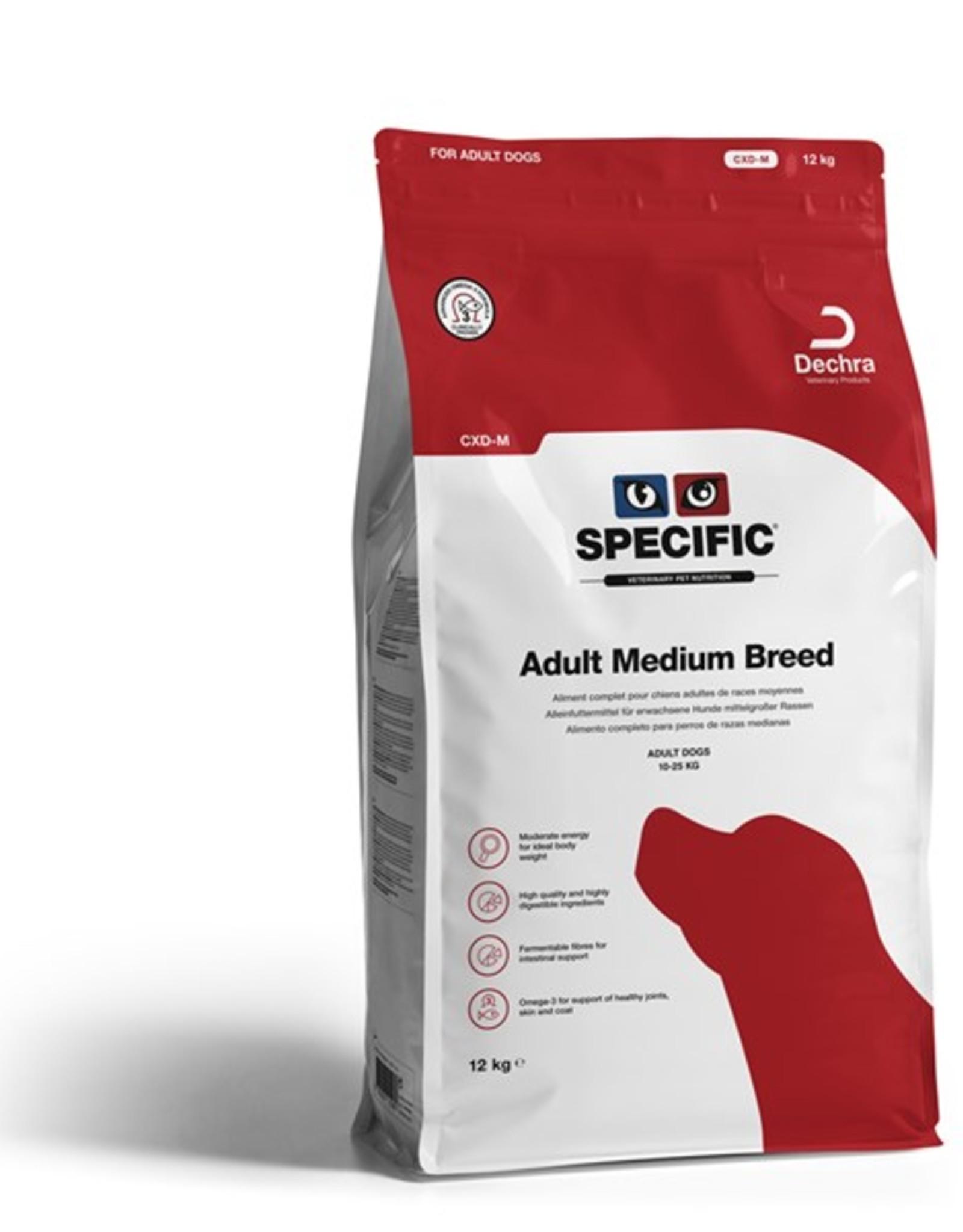 Specific Specific Cxd-m Adult Medium 12kg